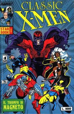 Classic X-Men: Il tr...