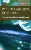 White Collar Crime in Housing