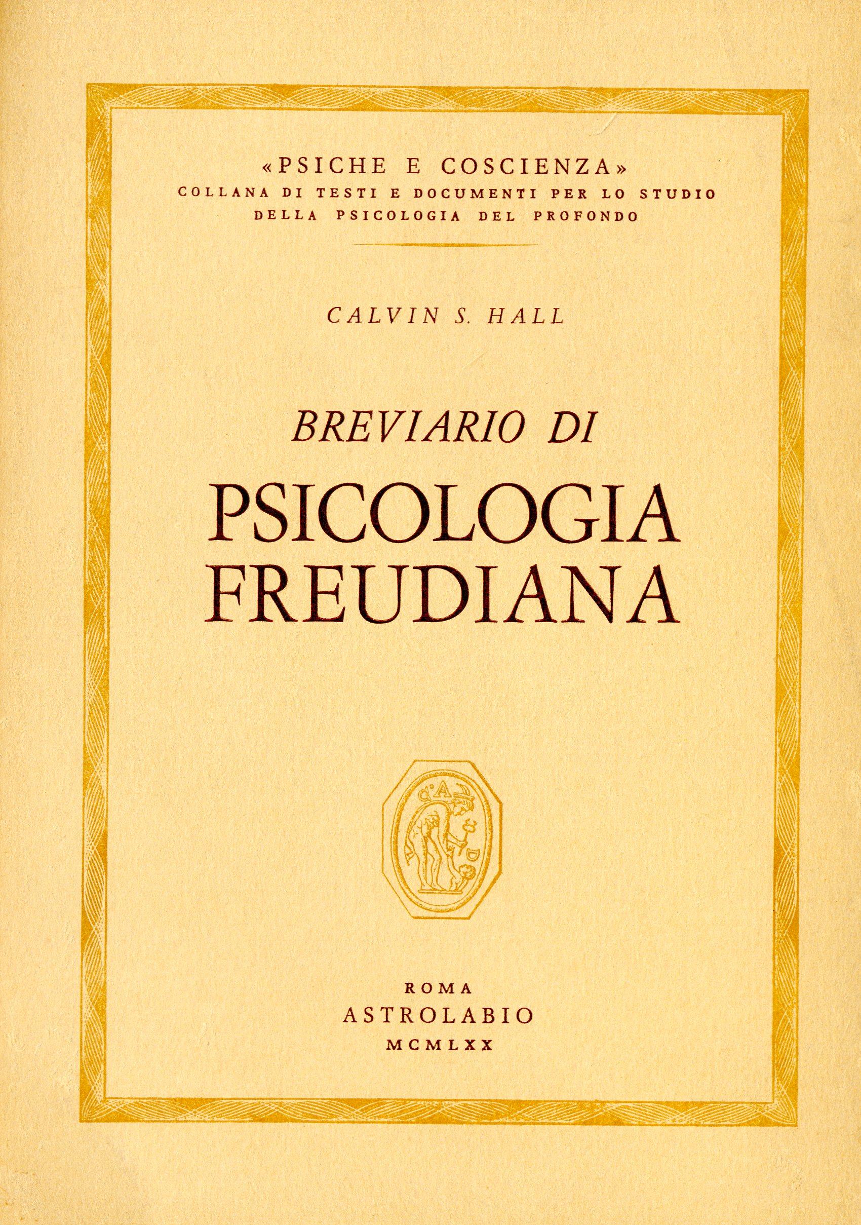 Breviario di psicologia freudiana