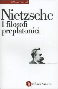 I filosofi preplatonici