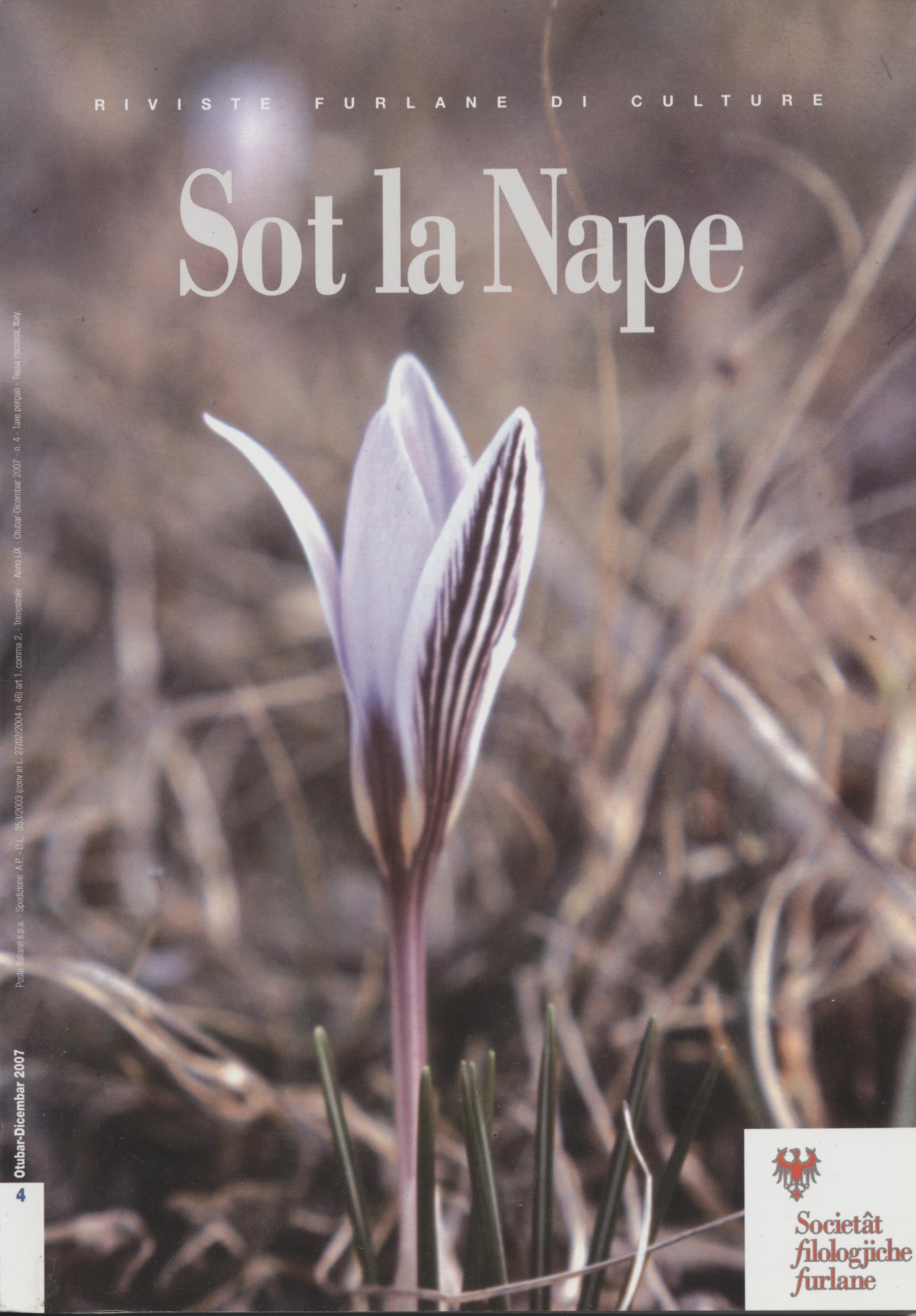 Sot la Nape, n.4 (2007)
