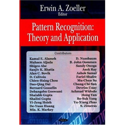 Pattern Recognition Theory and Application