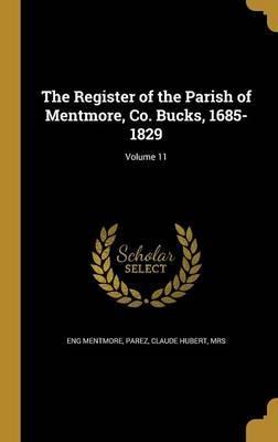 REGISTER OF THE PARISH OF MENT