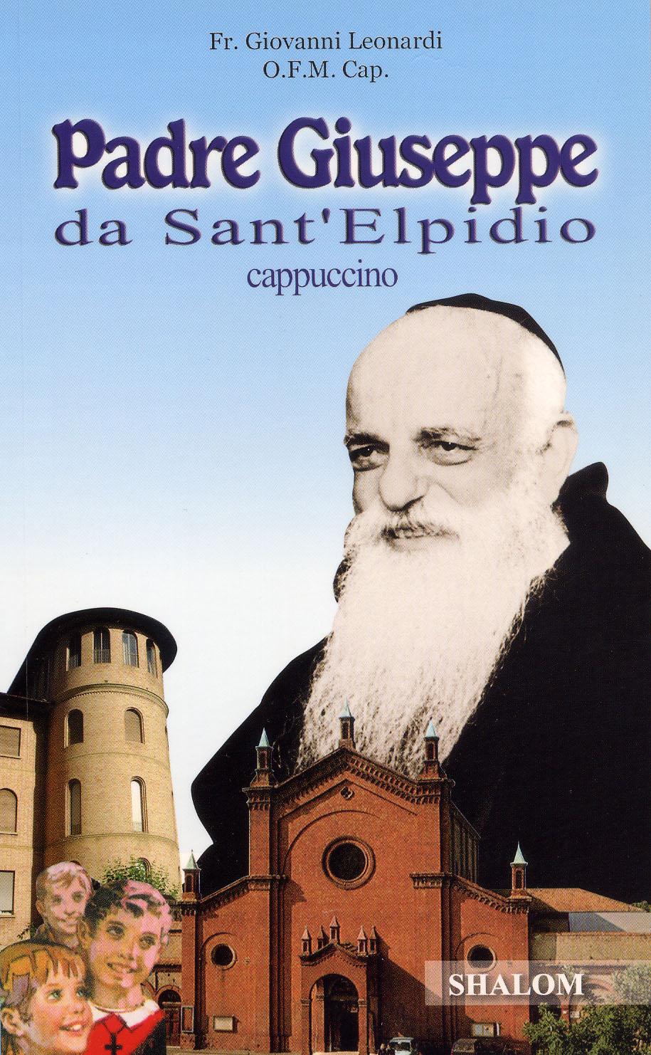 Padre Giuseppe da Sant'Elpidio. Cappuccino