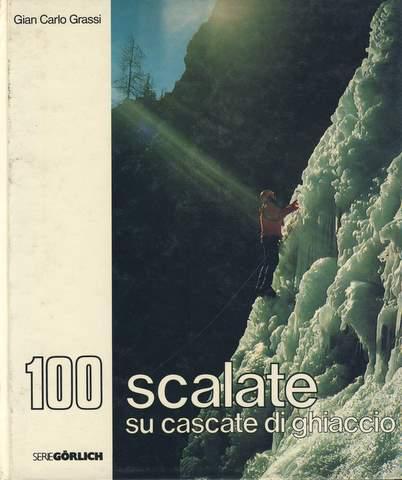 100 scalate su cascate di ghiaccio