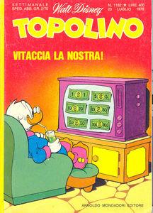 Topolino n. 1182