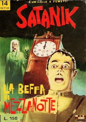 Satanik n. 14