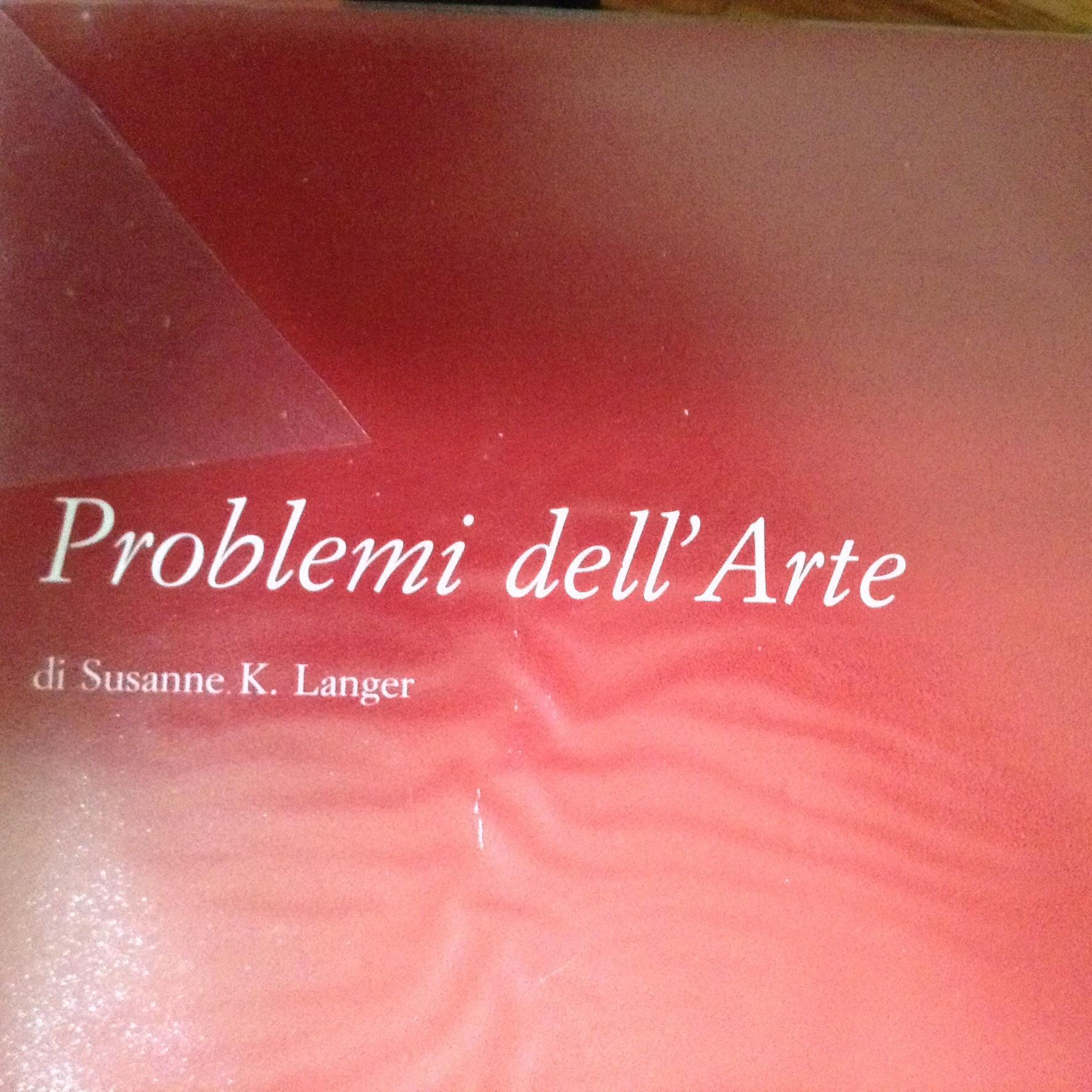 Problemi dell'arte