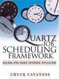Quartz Job Scheduling Framework