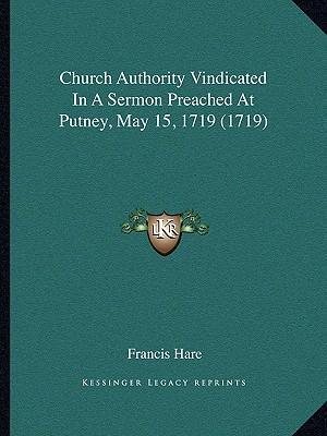 Church Authority Vin...