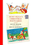 Aunt Olga's Christmas Postcards
