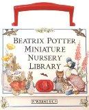 Beatrix Potter Miniature Nursery Library