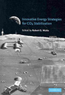 Innovative Energy Strategies for CO2 Stabilization