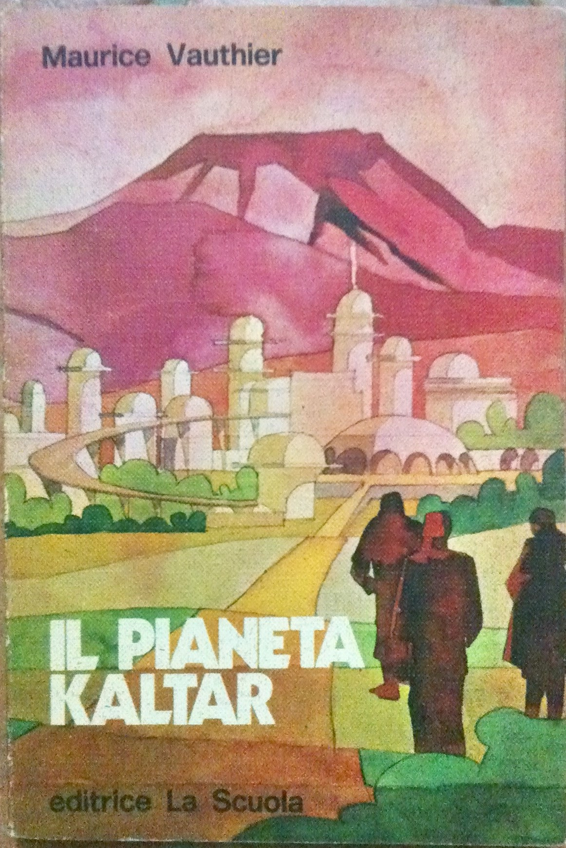 Il pianeta Kaltar