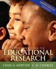 Introduction to Educational Research: AND Research Navigator