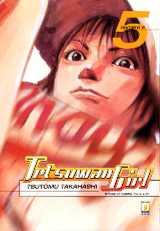 Tetsuwan girl vol.5