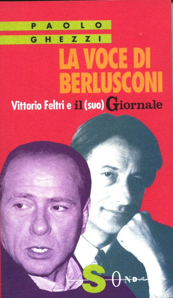 La voce di Berlusconi