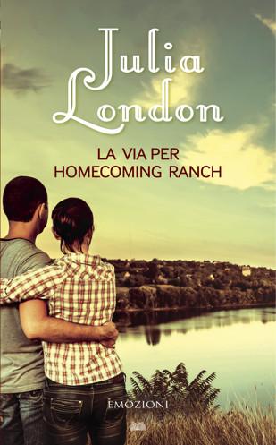 La via per Homecoming Ranch