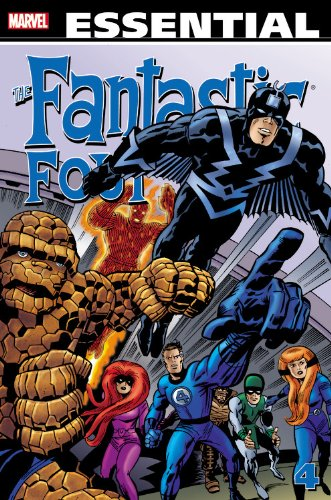 Essential Fantastic Four, Vol. 4