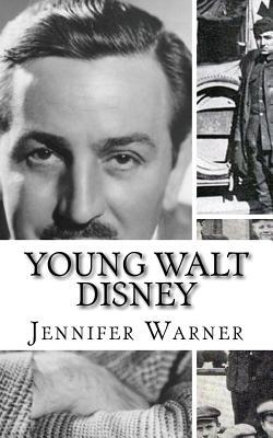 Young Walt Disney