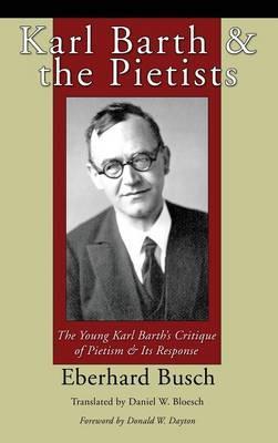 Karl Barth & the Pietists