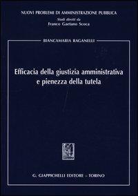 Efficacia della giustizia amministrativa e pienezza della tutela