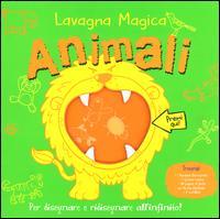 Animali. Lavagna magica. Ediz. illustrata. Con gadget