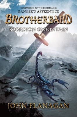 Scorpion Mountain (Brotherband Book 5)