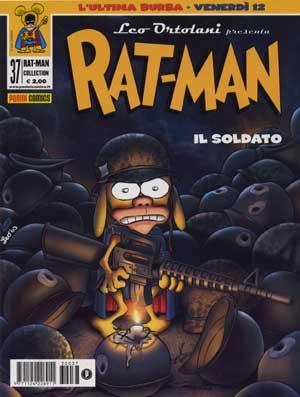Rat-Man Collection n.37