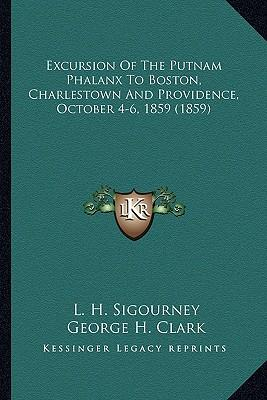 Excursion of the Putnam Phalanx to Boston, Charlestown and Providence, October 4-6, 1859 (1859)