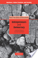 Entrepreneurs and Democracy
