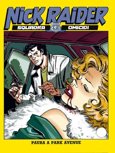 Nick Raider n. 83