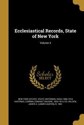 ECCLESIASTICAL RECORDS STATE O