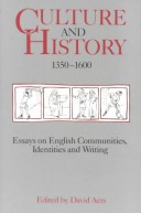 Culture and History, 1350-1600