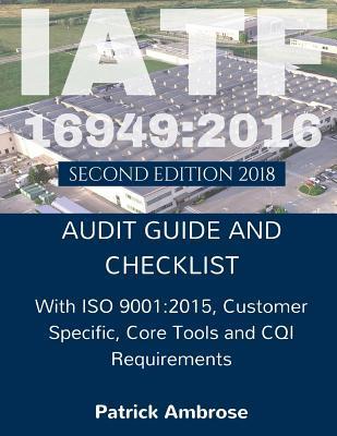 Iatf 16949-2016 Plus Iso 9001-2015
