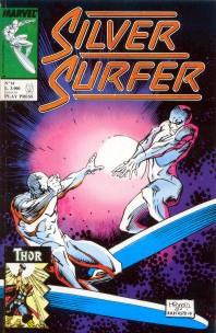 Silver Surfer n. 14 ...