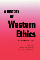 History of Western Ethics