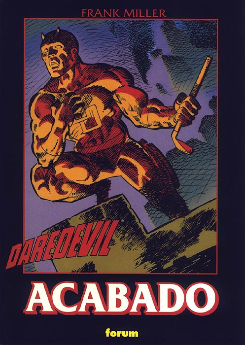 Daredevil: Acabado