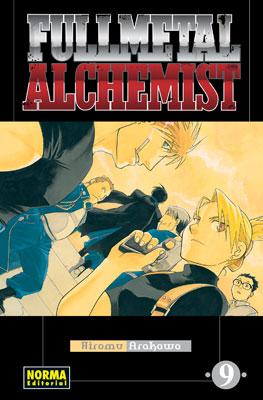 Fullmetal alchemist #9 (de 27)