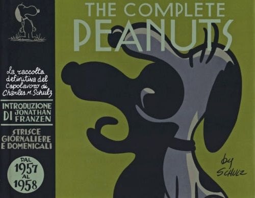 The complete Peanuts vol. 4