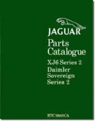 Jaguar Xj6 Series 11 Parts Catalog