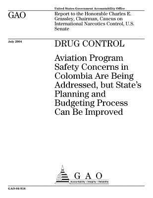 GAO-04-918 Drug Control