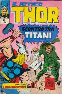 Il Mitico Thor n. 8