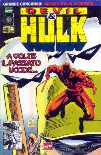 Devil & Hulk n. 040