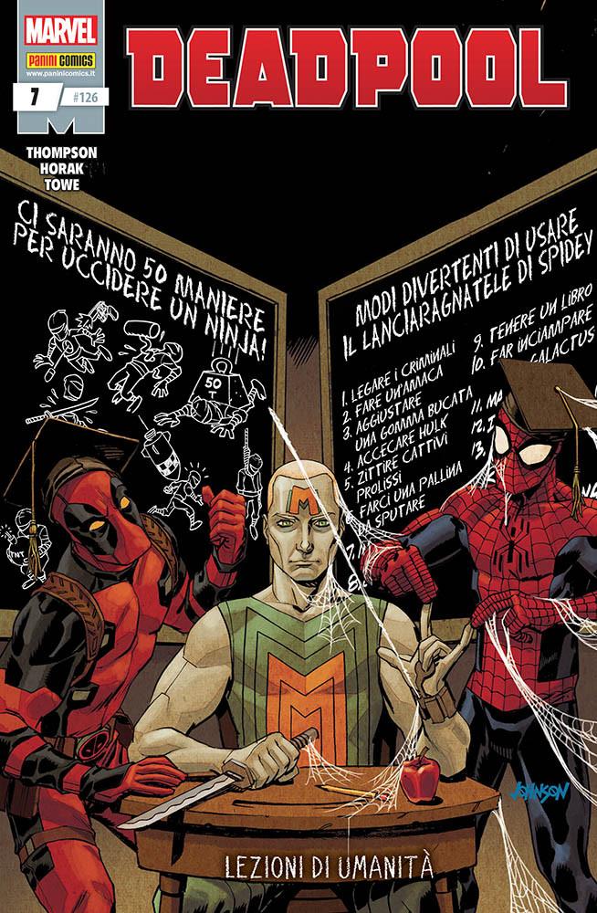 Deadpool n. 126