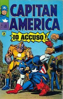 Capitan America n. 82