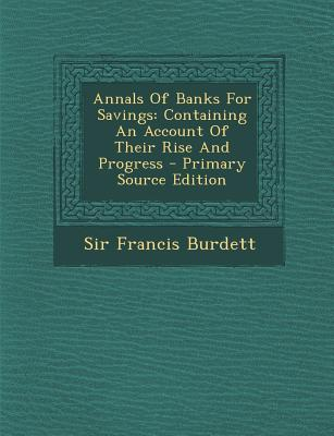 Annals of Banks for Savings