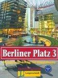 Berliner Platz 3. Lehr- und Arbeitsbuch mit CD