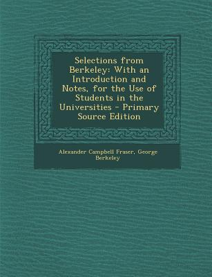 Selections from Berkeley