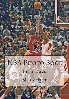 NBA Photo Book
